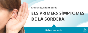 primers símptomes de la sordera audioson